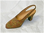 Click here to enlarge image and see more about item 25070: Just The Right Shoe Autumn #25070