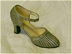 Click here to enlarge image and see more about item 25097: Just The Right Shoe Sunray #25097