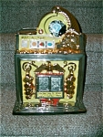 Click here to enlarge image and see more about item 3reel:  Bailey Watling  Slot Machine Cookie Jar