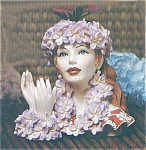 Click here to enlarge image and see more about item abigail1939: Cameo Girl Abigail 1939 mini Luau Lovely