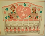 Click here to enlarge image and see more about item candyutensil: I Love Lucy Wooden and Glass Spice Set