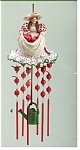 Click here to enlarge image and see more about item cherries: Laura Kelly Cherries Wind Dancer Chimes