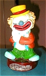 Click here to enlarge image and see more about item delmontebank: 1985 Del Monte Clown Bank