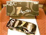 Click here to enlarge image and see more about item geoffbodine: Geoff Jeff Bodine QVC  1996 Revell Car NASCAR