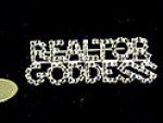 Realtor Goddess Rhinestone Real Estate Pin