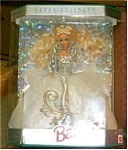 Click here to enlarge image and see more about item holiday1991: Barbie Happy Holidays 1992