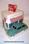 In N And Out Burger Hamburger Cookie Jar