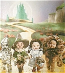 Click here to enlarge image and see more about item kellyandfriends: Kelly and Friends in the Wizard of Oz