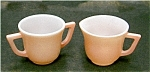 Click here to enlarge image and see more about item moderntonesugarcreamer: Moderntone Little Hostess Pink Sugar /Creamer