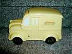 Click here to enlarge image and see more about item schwans: Schwan's 1950 Delivery Truck Cookie Jar Ltd.