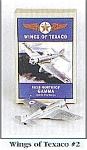 Click here to enlarge image and see more about item tex78acox20x232: Texaco Wings of Texaco Plane/Bank #2