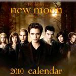 Click here to enlarge image and see more about item twilightynewmoon: 2010 New Moon Twilight Calendar