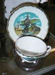 Click here to enlarge image and see more about item virginiacup: Virginia City souvenir cup and saucer
