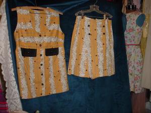 Vintage shorts set (Image1)