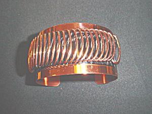 Superp Vintage  Copper Bracelet (Image1)