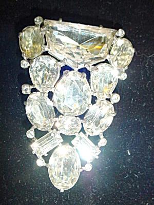 Vintage Eisenberg Original Rhinestone Pin (Image1)