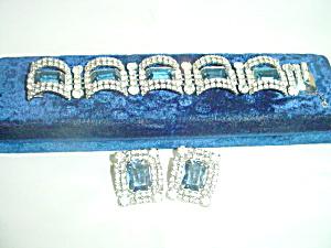 Magnificent Kramer NY Bracelet & Earrings (Image1)