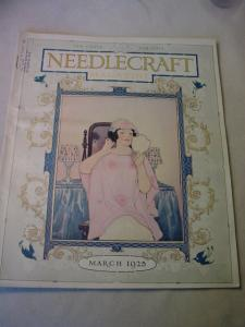 1925 March Needlecraft Magazine (Image1)