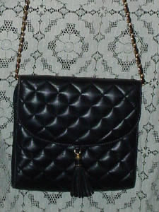 70's quilted purse (Image1)