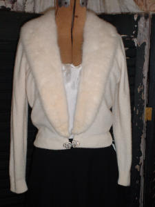 50's cashmere  sweater (Image1)