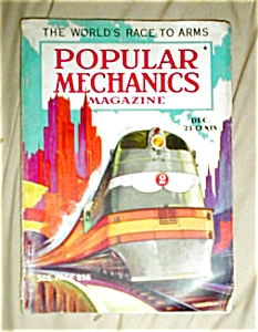 Popular Mechanics: Nov, Dec 1935, May 1938 (Image1)
