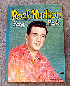 1957 Rock Hudson Scrapbook - unused! (Image1)