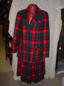 60's Plaid  Pendleton suit (Image1)