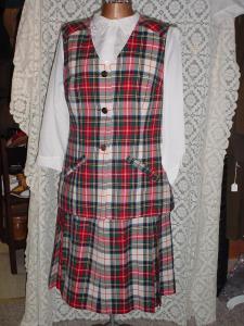 60's Vest & Skirt (Image1)