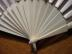 Click to view larger image of Victorian Ivory and Satin Fan (Image3)