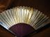 Click to view larger image of Victorian Gold Fan (Image5)