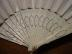 Click to view larger image of Victorian Ivory and Satin Fan (Image2)