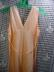 Click to view larger image of 1930's Satin Soft Peach Nightgown (Image6)