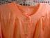 Click to view larger image of 1930's Peach Rayon Pajamas (Image4)