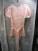 Click to view larger image of 1930's Pale Pink Satin Pajama set (Image4)