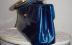 Click to view larger image of 1960's deep blue double sided purse (Image2)