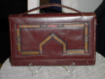 Click to view larger image of Arts & Crafts purse (Image1)