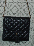 Click to view larger image of 70's quilted purse (Image1)