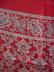 Click to view larger image of Liberty of London Deep Red Patterned Scarf (Image4)
