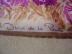 Click to view larger image of Oscar de la Renta Purple Floral Scarf (Image5)