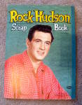 Click to view larger image of 1957 Rock Hudson Scrapbook - unused! (Image2)