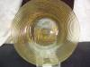 Click to view larger image of Vintage Venitian Art Glass Sherbert and Plate (Image4)