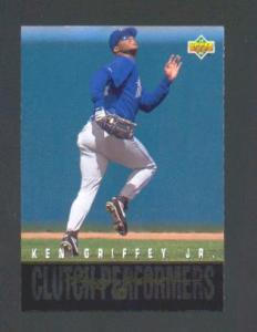 1993 UPPER DECK KEN GRIFFEY CARD (Image1)