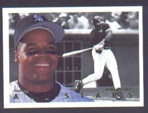 1993 FLEER ALL STARS (GOLD LETTERING) (Image1)