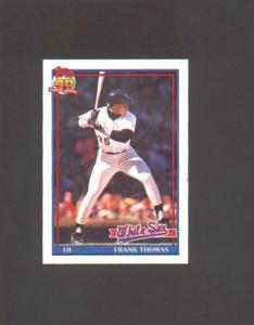 1991 TOPPS 40 YEARS OF BASEBALL (Image1)