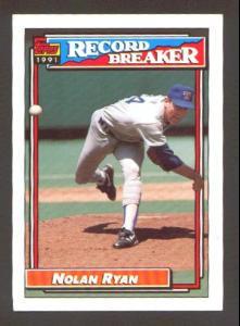 1991 TOPPS RECORD BREAKER (Image1)