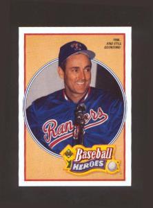 1990 UPPER DECK BASEBALL HEROES (Image1)
