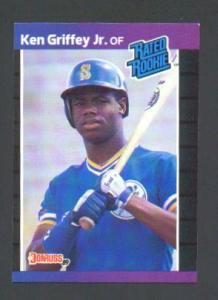 89 DONRUSS RATED ROOKIE (Image1)