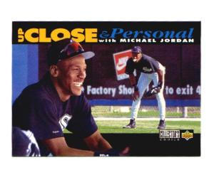 94 UPPER DECK BASEBALL CARD (Image1)
