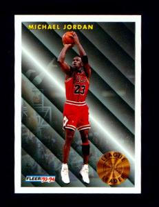1993/94 FLEER BASKETBALL CARD (Image1)