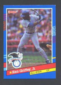 91 DONRUSS ALL STAR (Image1)